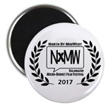 Nxmw 2017 Official Magnet Magnets