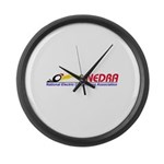Logo Large Wall Clock