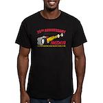 Logo Men's Fitted T-Shirt (dark)