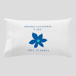 brow chakra Pillow Case