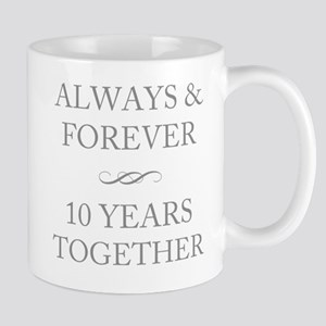 10 Years Together Mug