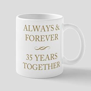 35 Years Together Mug