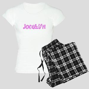 Jocelyn Flower Design Pajamas