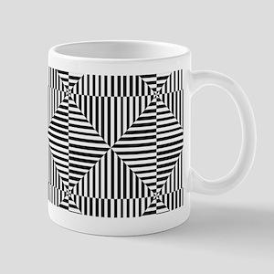 Optical Diamonds Mugs