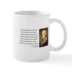 Thomas Jefferson 23 Mug
