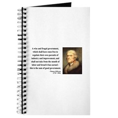 Thomas Jefferson 23 Journal