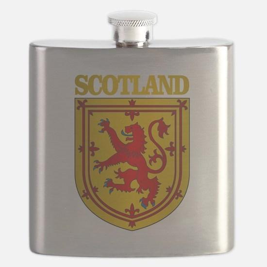 Scotland (COA) Flask
