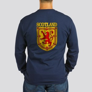 Scotland (coa) Long Sleeve T-Shirt
