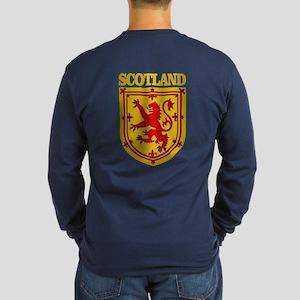 Scotland (coa) Long Sleeve T-Shirt