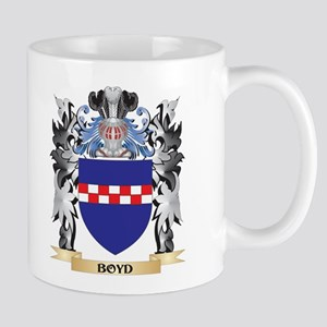Boyd Coat of Arms - Family Crest Mugs