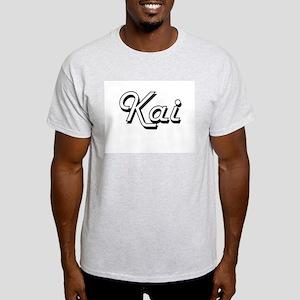 Kai Classic Style Name T-Shirt