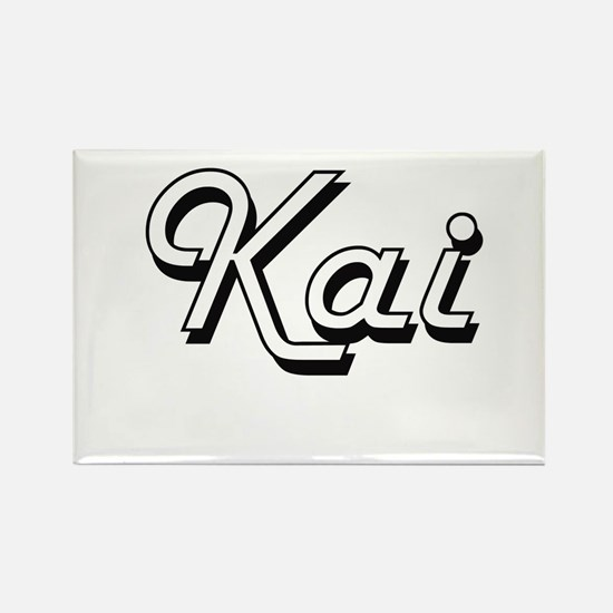 Kai Classic Style Name Magnets