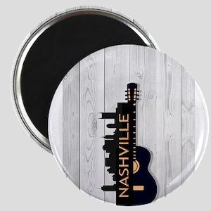 Nashville SGS5-WH Magnets