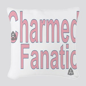 Charmed Fanatic Woven Throw Pillow