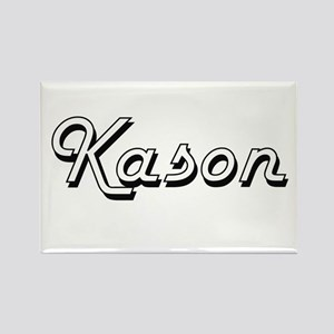Kason Classic Style Name Magnets