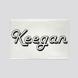 Keegan Classic Style Name Magnets