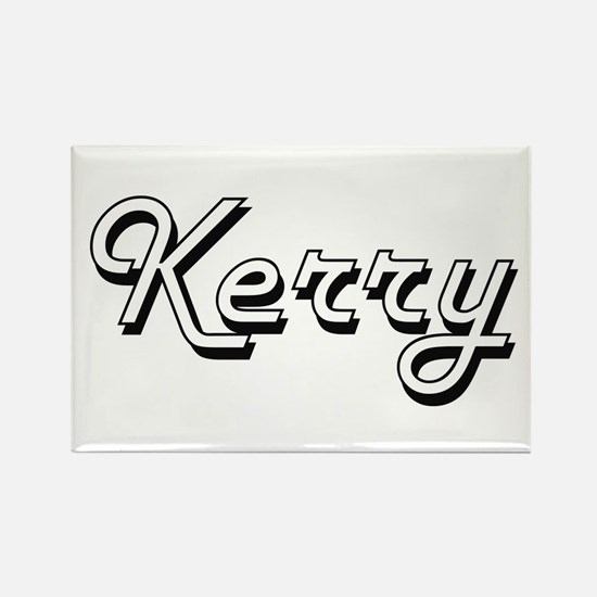 Kerry Classic Style Name Magnets