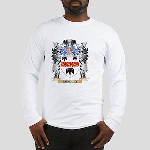 Bradley Coat of Arms - Family Long Sleeve T-Shirt
