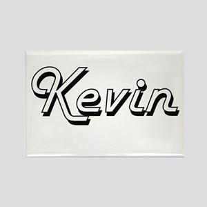 Kevin Classic Style Name Magnets