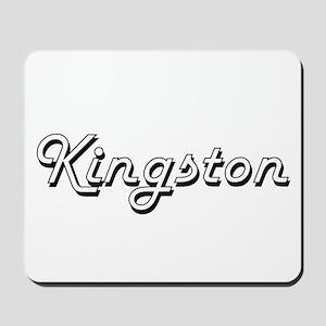 Kingston Classic Style Name Mousepad