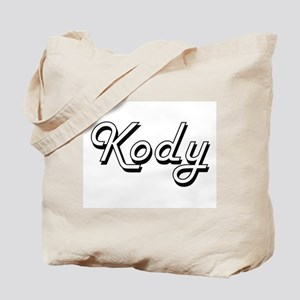 Kody Classic Style Name Tote Bag