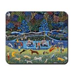Dog Park Mousepad