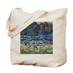 Dog Park Tote Bag