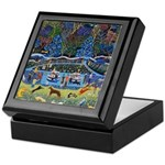 Dog Park Keepsake Box