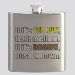 Water Conservation Flask