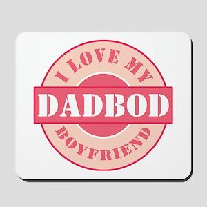 DADBOD Love Mousepad