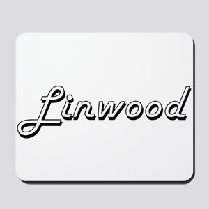 Linwood Classic Style Name Mousepad