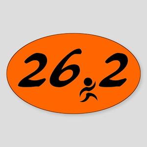 Marathon 26.2 Sticker
