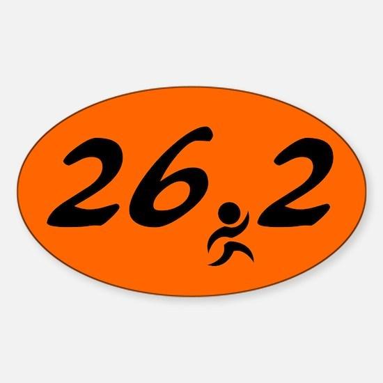 Marathon 26.2 Decal