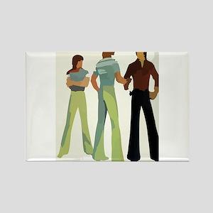 1970s vintage men s Magnets