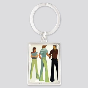 1970s vintage men Keychains
