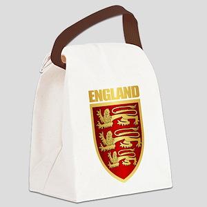 English Royal Arms Canvas Lunch Bag