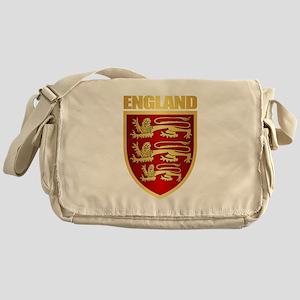 English Royal Arms Messenger Bag