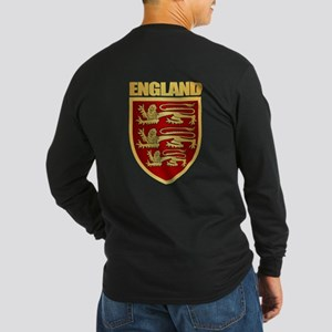 English Royal Arms Long Sleeve T-Shirt