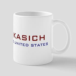 John Kasich for President USA V2 Mug