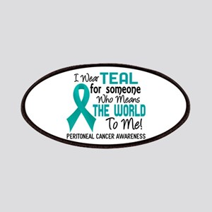 Peritoneal Cancer MeansWorldToMe2 Patch
