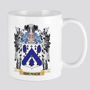 Bremner Coat of Arms - Family Crest Mugs