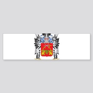 Brennan Coat of Arms - Family Crest Bumper Sticker