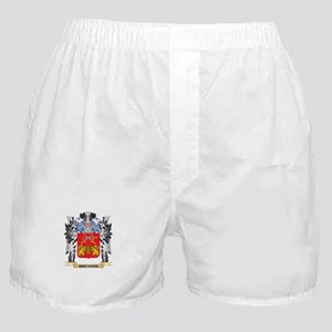 Brennan Coat of Arms - Family Crest Boxer Shorts