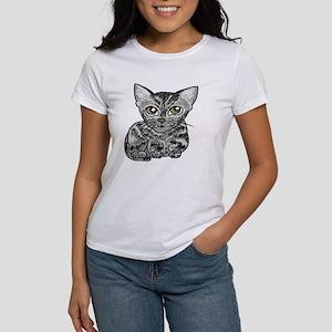 American Shorthair Cat Women's T-Shirt