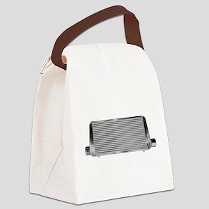 blank-intercooler Canvas Lunch Bag