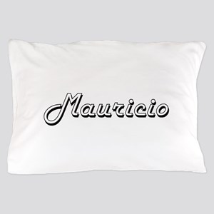 Mauricio Classic Style Name Pillow Case