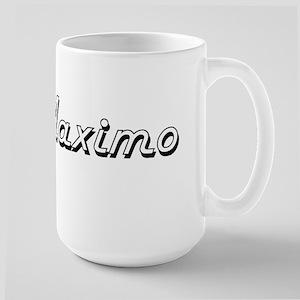 Maximo Classic Style Name Mugs
