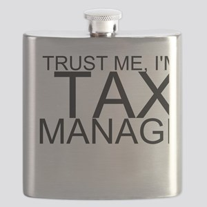 Trust Me, I'm A Tax Manager Flask