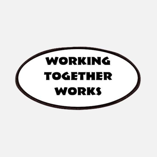 Teamwork inspiration Patch