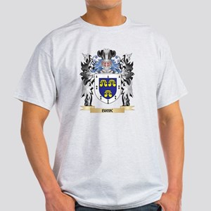 Brik Coat of Arms - Family Cres T-Shirt
